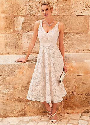 1d4c9ce48175 Applique Floral 3D Dress