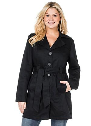 692567eaf3d Casual Short Trenchcoat