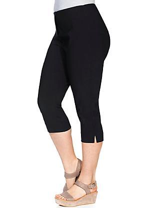 da03d1d092d Plus Size Cropped   Capri Trousers