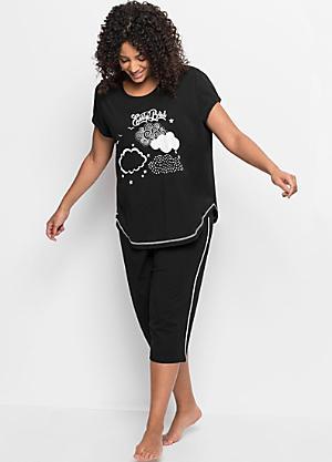 862ff85b1c Cropped Cotton Pyjamas