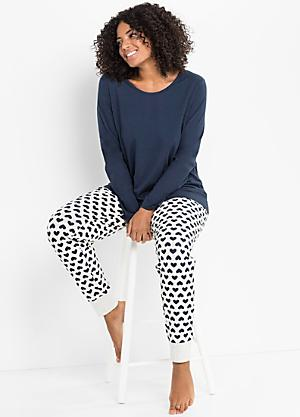 67239f8e7a Heart Print Pyjamas