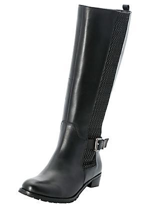 Wide Calf Boots | Knee-high \u0026 Mid-Calf