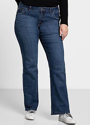 c3fe9a2c588 Maila Classic Bootcut Stretch Jeans