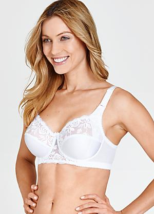 47943e7726 Miss Mary of Sweden Elegant Embroidered Underwired Bra