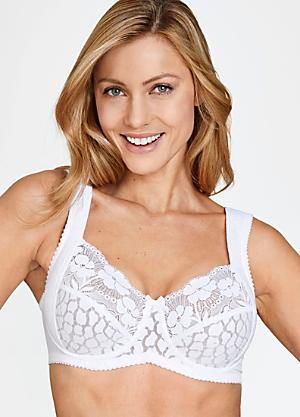 d944e8546 Miss Mary of Sweden Underwired Jacquard Bra