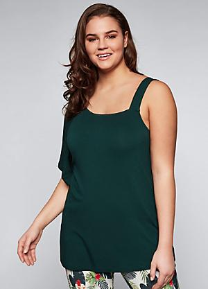 8ae1b521bec3c Plus Size Tops | Tops for Curves | Sizes 14-32 | Curvissa | UK