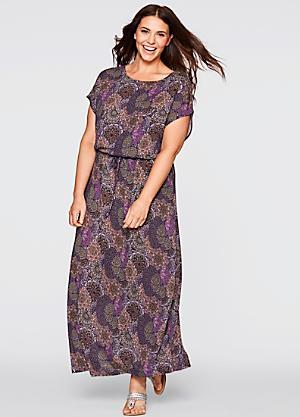 Plus Size Womens Maxi Dresses Sizes 14 32 Curvissa