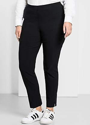 80ed64132f94a Slip-On Stretch Trousers
