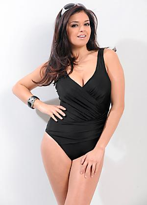 Plus Size Swimwear Sizes 14 32 Curvissa Uk
