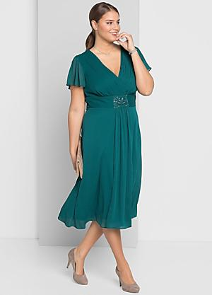 Plus Size Mother Of The Bride Dresses Curvissa