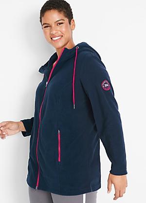 ec4ad09229e19 Plus Size Sports Jackets & Running Jackets | Curvissa