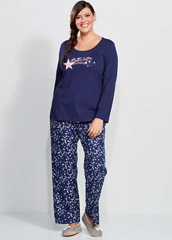 Vivance Dreams Pack of 2 Pyjamas  5e91ed64a