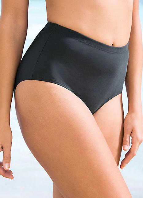 5dec42ad30152 Shaper Bikini Bottoms by Bonprix | Curvissa
