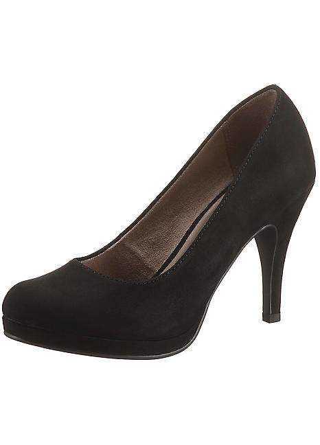 Tamaris High Heel Court Shoes | Curvissa