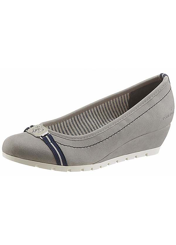 new style 4c7d5 9990b Tom Tailor Wedge Heel Shoes